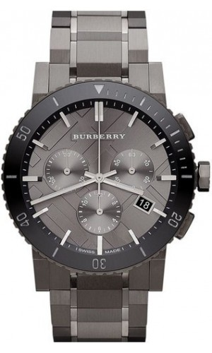 Burberry BU9381 Gunmetal Watch