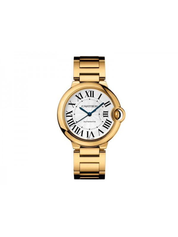Cartier Ballon Bleu De Cartier Chronograph 18kt W69003Z2 Mens Luxury Watch