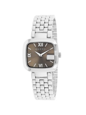 1159c714952 Gucci Women s G-Gucci Recognizable G-Case YA125410 Luxury Watch