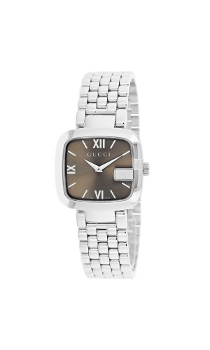 Gucci Women's G-Gucci Recognizable G-Case YA125410 Luxury Watch