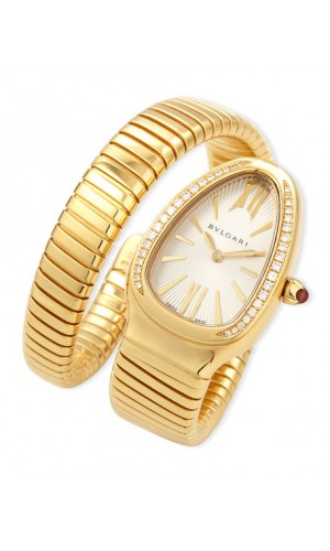 Bvlgari SERPENTI Quartz Ladies Luxury Watch
