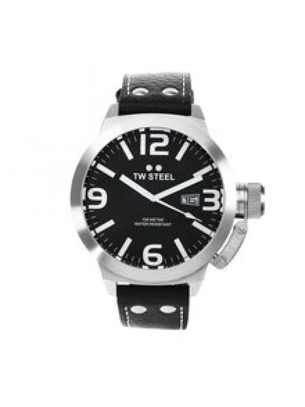 TW Steel Canteen TW2R Leather Luxury Watch