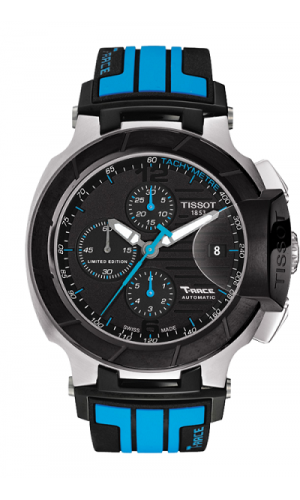 Tissot T-Race Automatic MotoGP T048.417.27.207.00 Mens Luxury Watch
