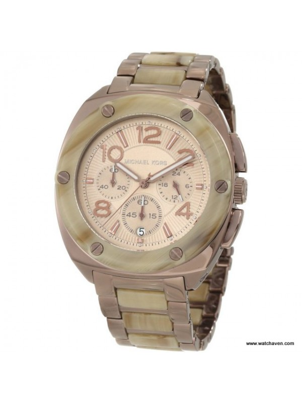 Ladies' Michael Kors Tribeca Chronograph Watch MK 5594