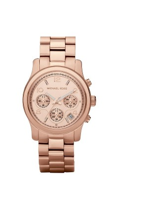 Michael Kors Ladies Small face Runway Chronograph watch MK5128