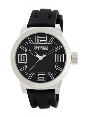 Kenneth Cole Reaction Men's Rubber Watch RK1374