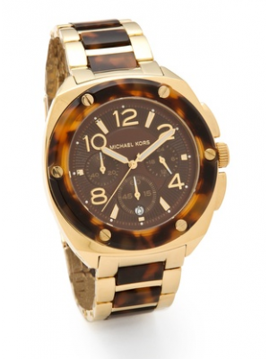 Ladies' Michael Kors Tribeca Chronograph Watch