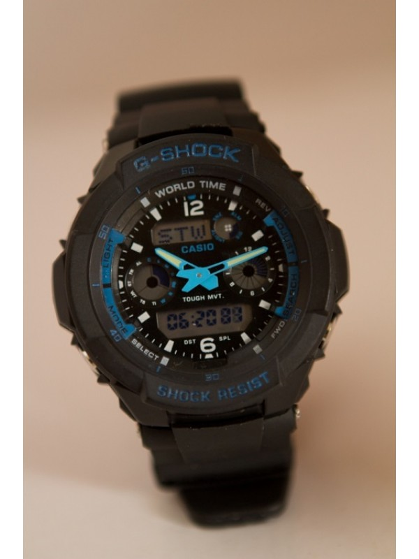 Blue G-shock for kids