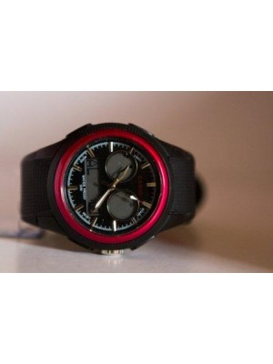 Black & wine G-shock for kids