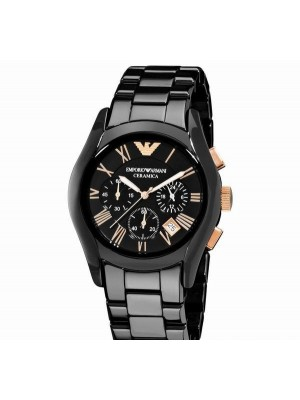 Emporio Armani Ceramica AR1411 Womens Watch