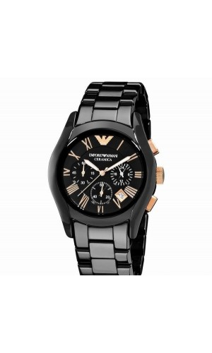 Emporio Armani Ceramica AR1410 Mens Watch