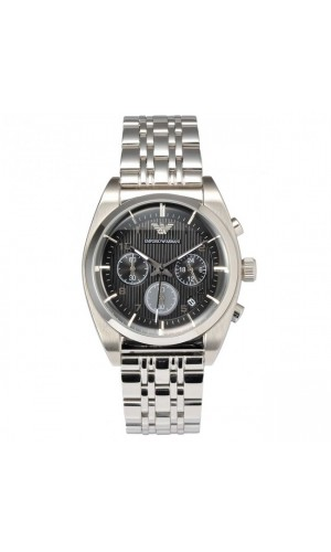 Armani Men's Chronograph Quartz Stainless Steel Watch AR0373