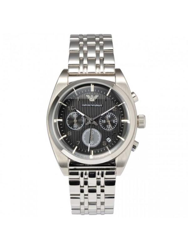 Armani Men's Chronograph Quartz Stainless Steel Watch AR0373