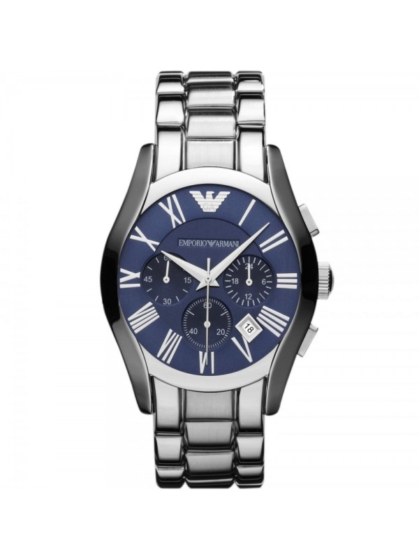 Armani Classic Chronograph Blue Dial Men's Watch AR1635